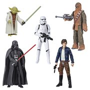 Star Wars Galaxy of Adventure Action Figures Wave 2 Rev. 1