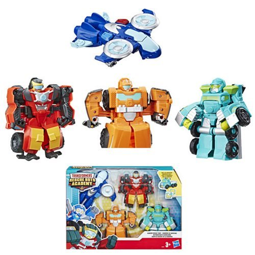 Transformers Rescue Bots Academy Rescue Team, Not Mint
