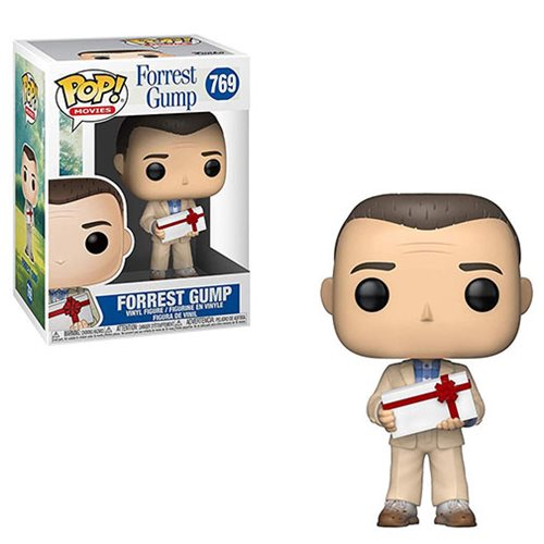 Forrest Gump Forrest with Chocolates Pop! Vinyl Figure