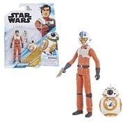 SW Resistance Poe Dameron & BB-8 Figure 2-Pack, Not Mint