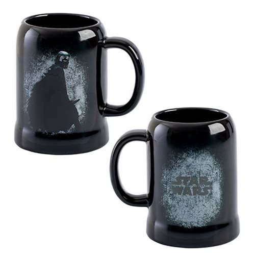 Star Wars: The Rise of Skywalker 20 oz. Heat Reactive Ceramic Mug