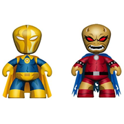 DC Universe Mini Mez-Itz Dr. Fate and Etrigan Figures