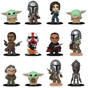 The Mandalorian Mystery Minis Mini-Figure Random 4-Pack
