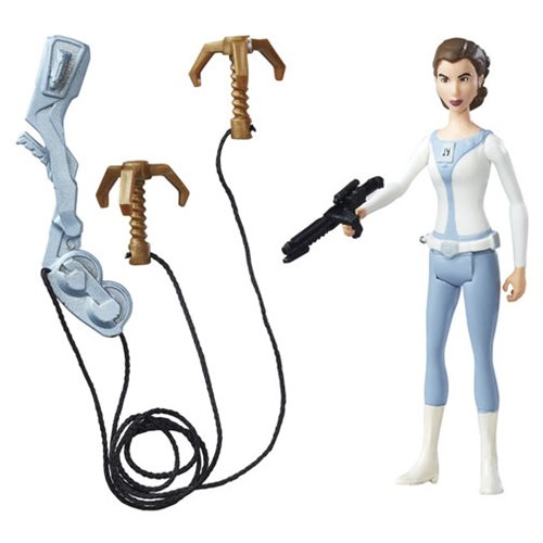 Star Wars Rogue One Princess Leia Organa Figure, Not Mint