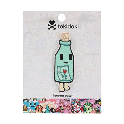 Tokidoki California Dreamin' Romantico Iron-On Patch