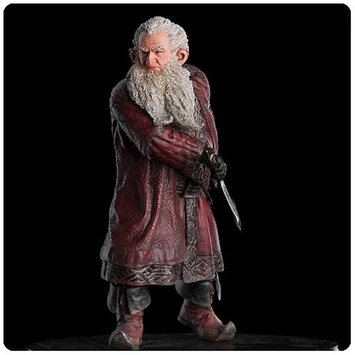 The Hobbit An Unexpected Journey Balin 1:6 Scale Statue
