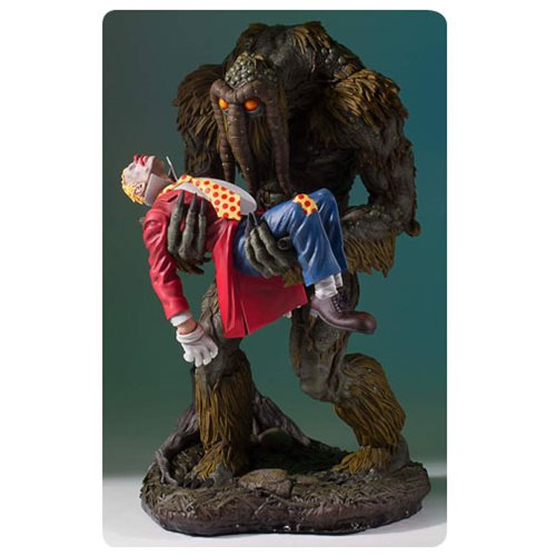 Картинки по запросу DC Comics Statues - 1/8 Scale Man-Thing Collector's Gallery Statue
