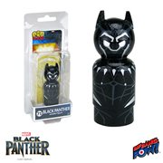 Black Panther Pin Mate Wooden Figure