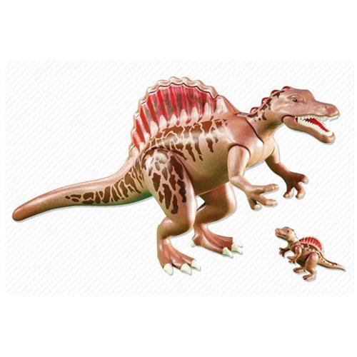 Playmobil 6267 Dinosaurs Spinosaurus with Baby