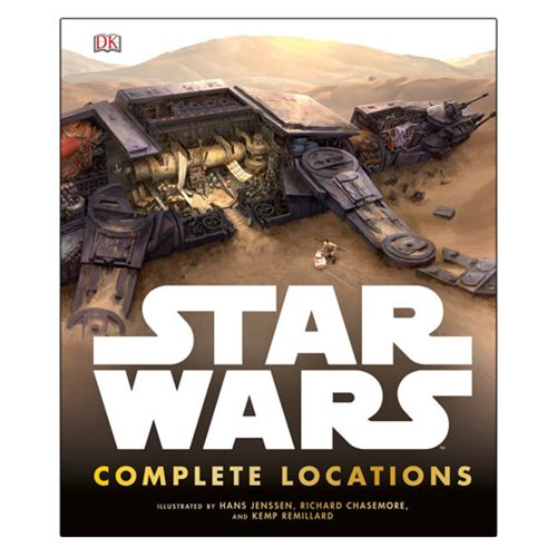 Star Wars: Complete Locations Hardcover Book