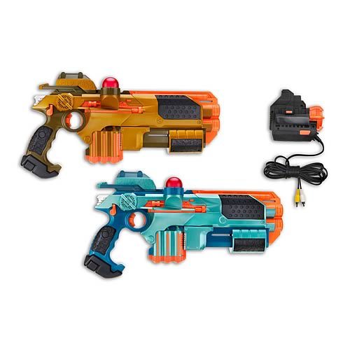 Lazer Tag 2-In-1 System Set