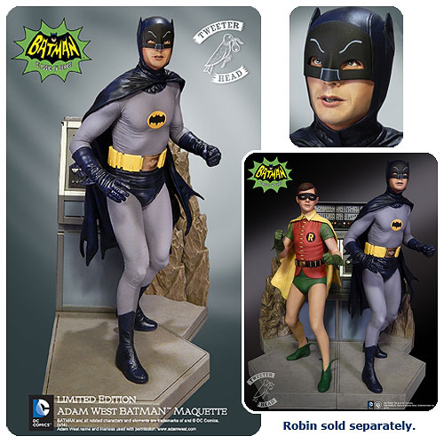 Batman 1966 TV Series Batman Maquette Statue