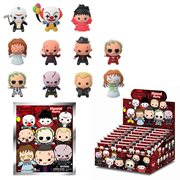 Horror Series 2 3-D Figural Key Chain 6-Pack