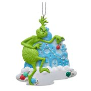 The Grinch 3-Inch Resin Ornament