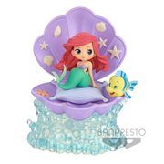 The Little Mermaid Ariel Q Posket Stories Ver. B Statue