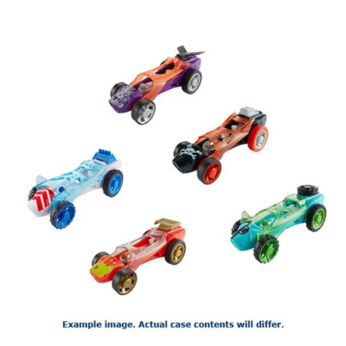 Hot Wheels Speed Winders Track Stars Cars Case