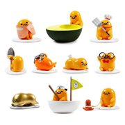 Gudetama Eggstra Lazy Mini-Figure Display Tray