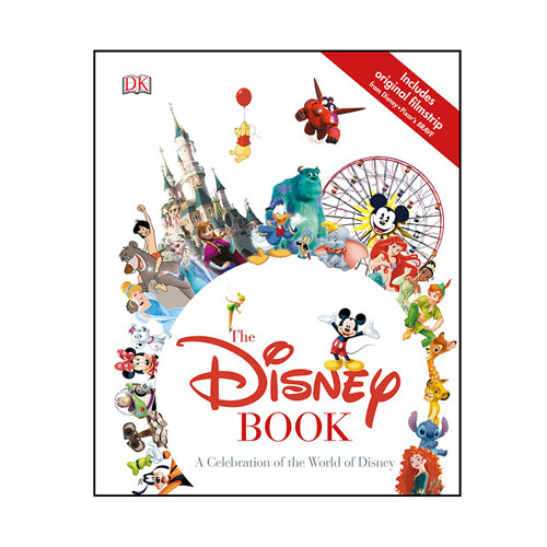 The Disney Book Hardcover Book