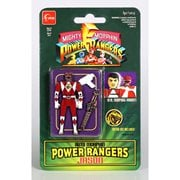 Mighty Morphin Power Rangers Auto Morphin Red Ranger Jason Pin