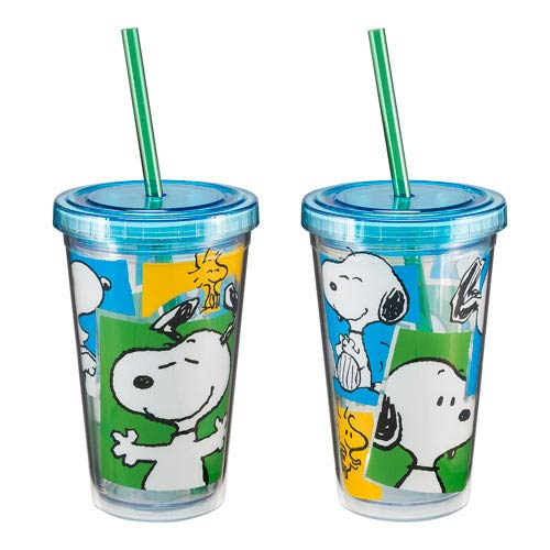 Peanuts Snoopy 12 oz. Acrylic Travel Cup