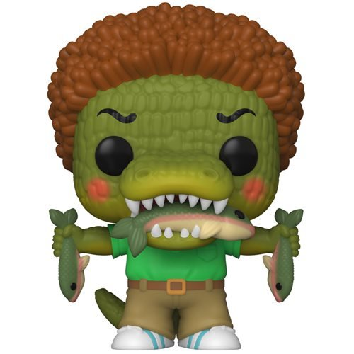 Garbage Pail Kids Ali Gator Pop! Vinyl Figure, Not Mint