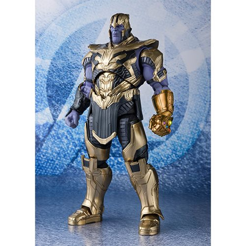 Avengers: Endgame Thanos SH Figuarts Action Figure