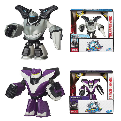 Transformers Battle Masters Rivals Wave 1