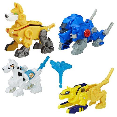 Transformers Rescue Bots Mini Cons Wave 3 Case