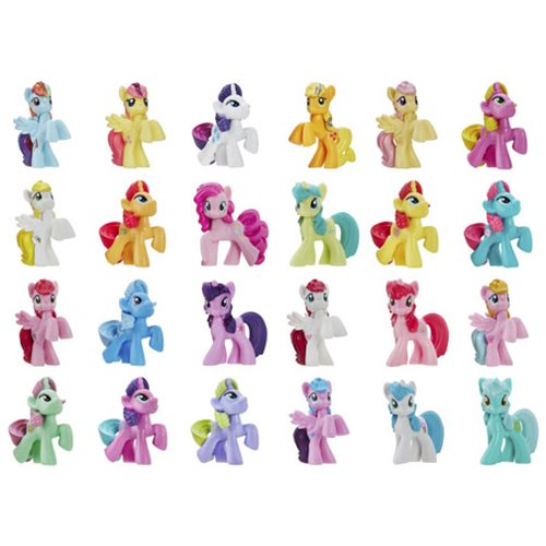 My Little Pony Blind Bag Friendship Is Magic 6 Case