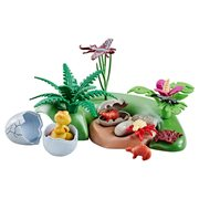 Playmobil 6597 Dinosaurs Babies with Nest