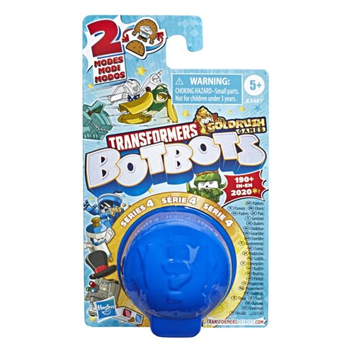 Transformers Botbots Blind Bag Wave 4 6-Pack