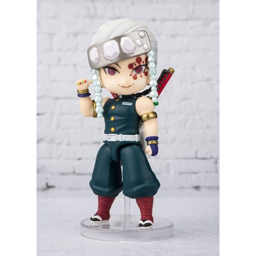 Demon Slayer Tengen Uzui Figuarts Mini Mini-Figure