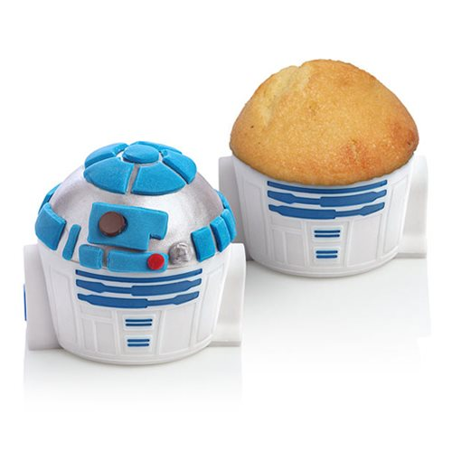 Star Wars R2-D2 Baking Cups
