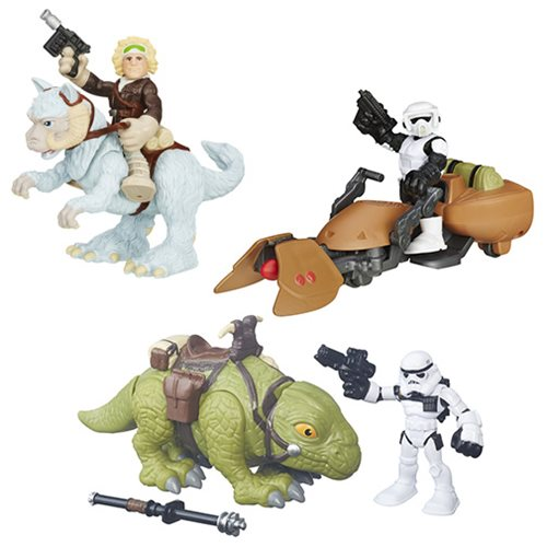 Star Wars Galactic Heroes Vehicle Wave 2 Set