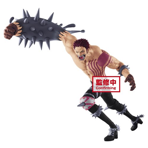 One Piece Charlotte Katakuri Battle Record Collection Statue