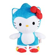Sonic x Sanrio Hello Kitty Sonic 10-Inch Plush