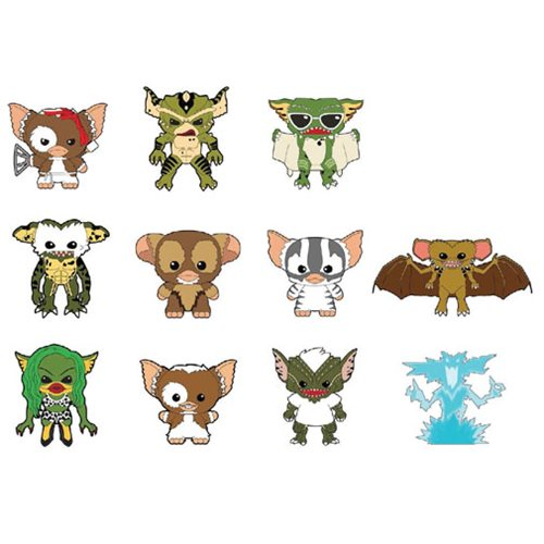 Gremlins Series 2 3-D Figural Key Chain Display Box