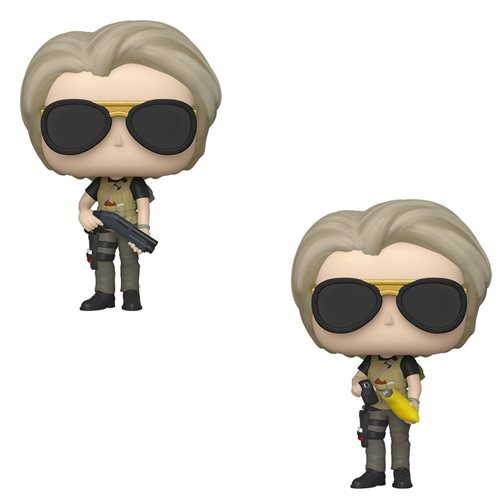 Terminator: Dark Fate Sarah Connor Pop! Vinyl Figure