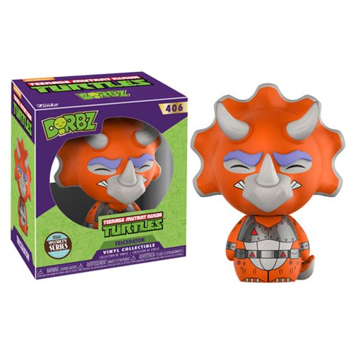 Teenage Mutant Ninja Turtles Triceratons Specialty Series Dorbz Vinyl Figure #406