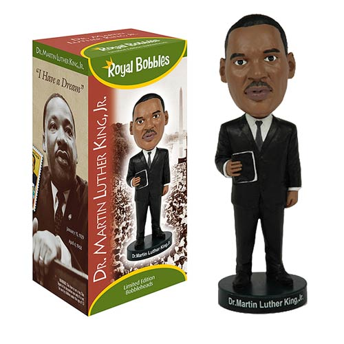 Martin Luther King Jr. Bobble Head - Entertainment Earth