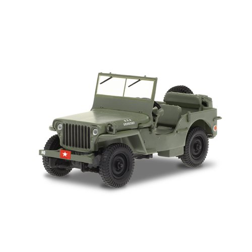 MASH (TV Series) - 1942 Willys MB Jeep 1:43 Scale Die-Cast Vehicle