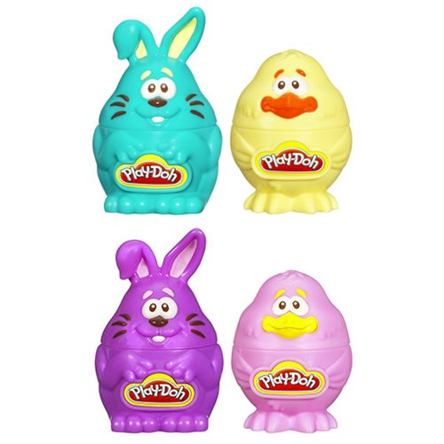 Play-Doh Spring Character 2-Packs Wave 1 Case