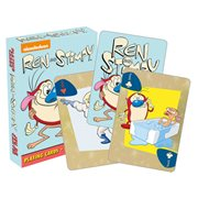 Ren & Stimpy Cartoon Playing Cards
