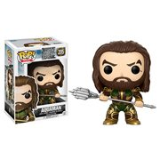 Justice League Movie Aquaman Pop! Vinyl Figure