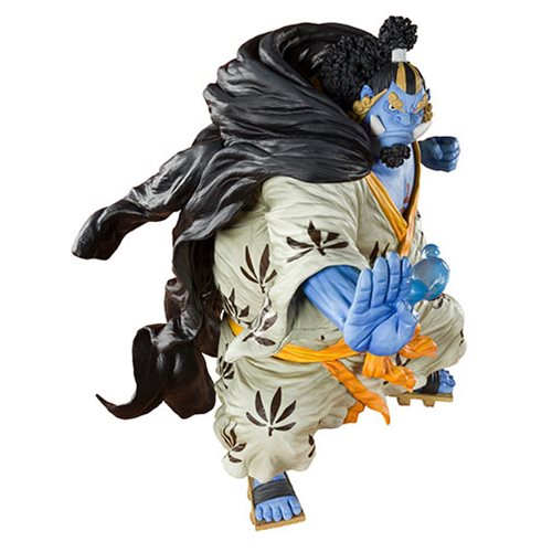 One Piece Knight of the Sea Jinbe FiguartsZero Statue