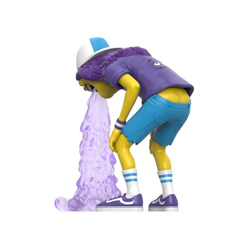 Vomit Kid by OKEH Fast Food Purple 8-Inch Vinyl Figure