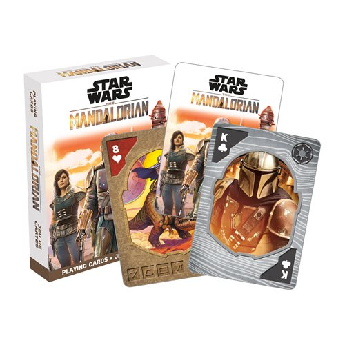 Star Wars: The Mandalorian Playing Cards