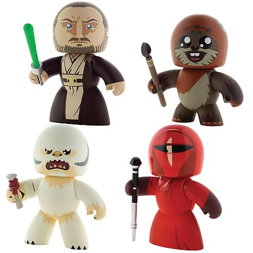 Star Wars Mighty Muggs Vinyl Figures Wave 8