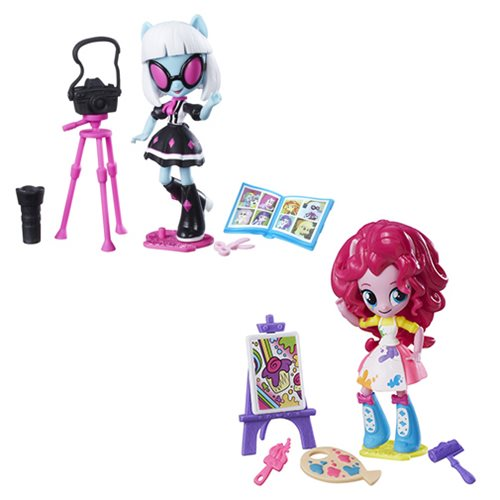 My Little Pony Equestria Girls Accessory Mini-Figures Wave 3 Set