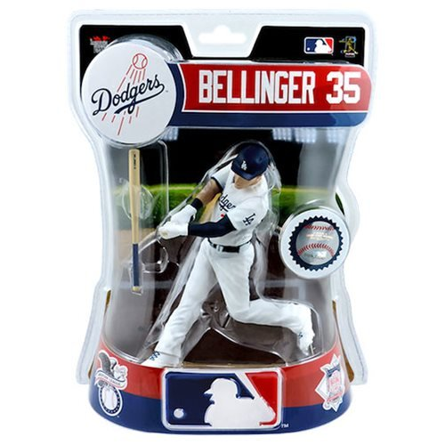 MLB Los Angeles Dodgers Cody Bellinger 6-Inch Action Figure